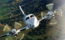 Hawker Beechcraft Corporation, based in Wichita, Kansas, manufactures this King Air 350.