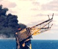 Work permit failures and a routine maintenance procedure gone awry caused the 1988 Piper Alpha disaster.