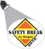 The 2010s Safety Break for Oregon is set for May 12.