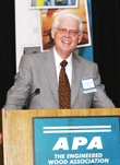 APA President Dennis Hardman recognized the association had both an opportunity and a duty to help improve the safe work environments of employees at its member companies.