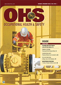 OHS Magazine Digital Edition - January February 2021