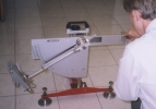 The SSR test procedure consists of an initial wet pendulum test.