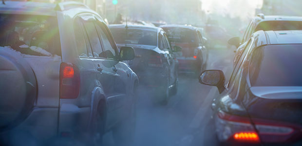 Yes—Air Pollution Exists Inside Your Car, Too