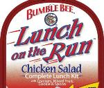 Bumble Bee brand chicken salad