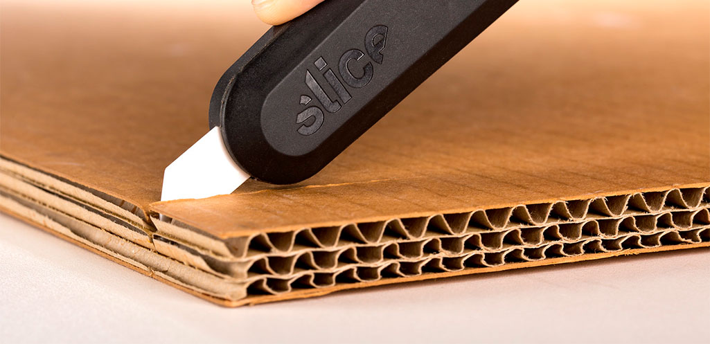 Slice: Unique Finger-Friendly Blades, Safer Knives