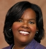 Jacqueline A. Berrien, chair of the U.S. Equal Employment Opportunity Commission