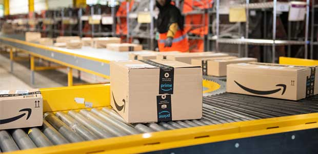 Amazon Workers Being Worked Overtime for COVID-19