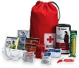 Emergency planning starts with personal preparedness. Promote this concept to your teams and provide resources to help them get started, like those offered by your local Red Cross to help them get a kit.
