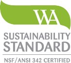NSF International developed the American National Standard for Sustainable Wallcoverings – NSF/ANSI 342.