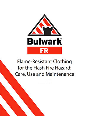 Flame-Resistant Clothing For The Flash Fire Hazard: Care, Use and Maintenance
