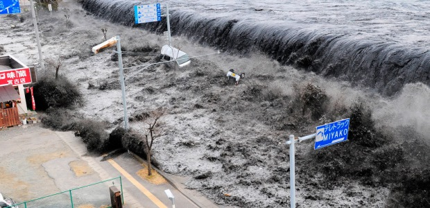 The March 11, 2011, earthquake off the northeastern coast of Japan caused multiple tsunami waves to hit the coastline, including one that crippled TEPCO