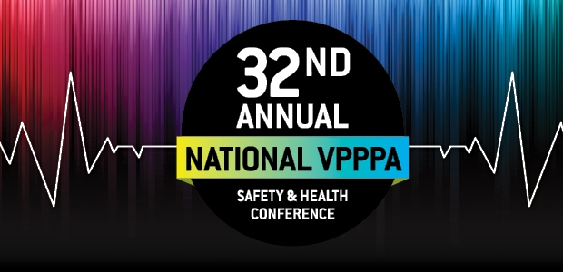 The 32nd Annual National VPPPA Safety & Health Conference is taking place Aug. 29-Sept. 1, 2016, at the Gaylord Palms in Kissimmee, Fla. (VPPPA graphic)