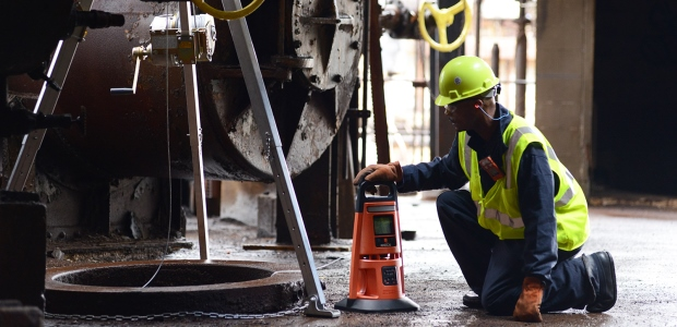 When it comes to performing continuous monitoring of a confined space, wireless area monitors offer several advantages. The first benefit is remote monitoring capability. (Industrial Scientific Corporation photo)