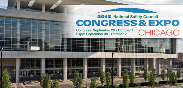 2013 National Safety Congress & Expo, Chicago, McCormick Place, The Art Institute of Chicago