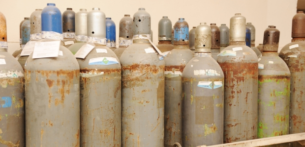 The company put unauthorized markings on about 5,900 compressed gas cylinders in 2011 and 2012, according to the PHMSA advisory.