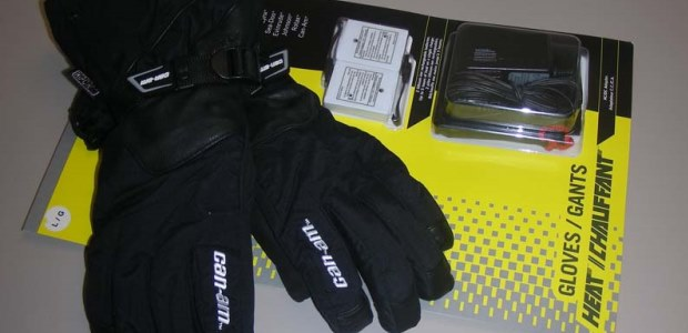 The battery packs that heat the gloves can overheat while recharging, posting a fire hazard.