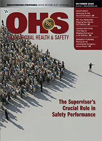 OHS Magazine Digital Edition - October 2020
