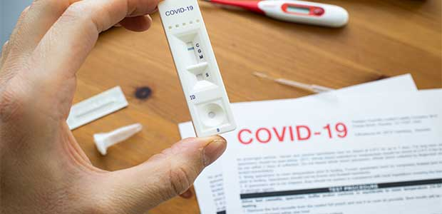 British Study Outlines Lowered Strength of Coronavirus Antibodies