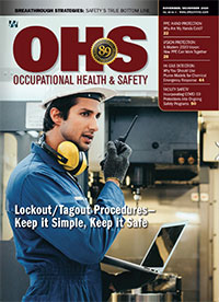 OHS Magazine Digital Edition - November December 2020