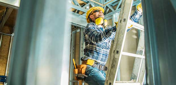 March is National Ladder Safety Month: Here's What You Should Know