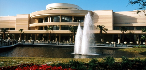 This photo shows the West Building at the Orange County Convention Center, where the Safety 2014 conference will take place. (Visit Orlando photo)