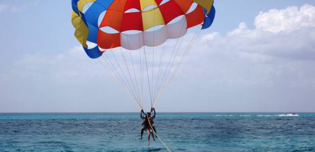 NTSB recommends that parasailing operators recognize that, even though a rope may be rated at 10,000 pounds, tying a knot in it can reduce the rope
