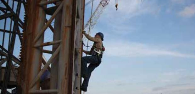 Reducing the hazards of working at height starts with the correct personal fall protection equipment, combined with the proper training, risk assessment, and safety culture required to form a complete fall protection safety system for both the work application and environment. (Honeywell Industrial Safety photo)