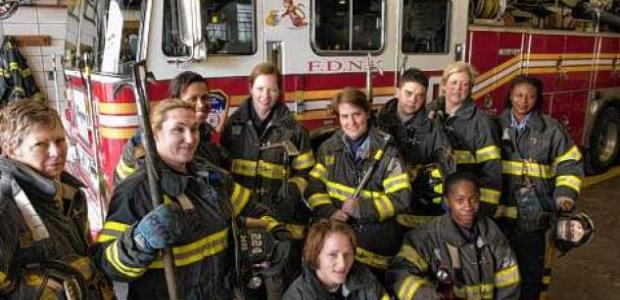 The leaders of the U.S. Fire Administration and the International Association of Fire Chiefs speak in the public service announcement calling for an end to sexual crimes in the fire and emergency services. (Aneta Wenklar-Dyrkacz photo)