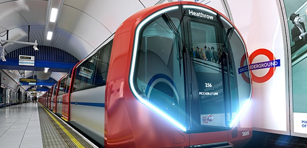 The trains will be built to be fully automatic, but there will be operators aboard them when they first enter service starting in 2022, London Underground reported. (Transport for London photo)