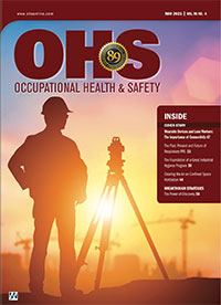 OHS Magazine Digital Edition - May 2021