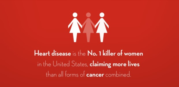 The American Heart Association, HHS, and other organizations will use the hashtag #GoRed to encourage greater awareness of heart disease as the leading cause of death for American women.