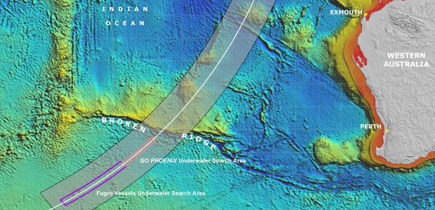 The Australian Transport Safety Bureau continues to lead the underwater search for MH 370