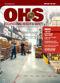OHS Magazine Digital Edition - April 2021