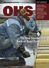 OHS Magazine Digital Edition - January 2019
