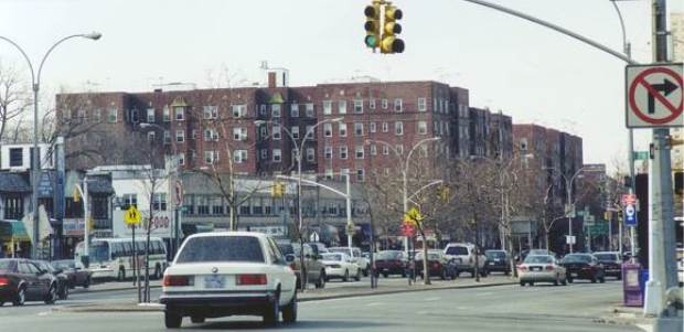 "Queens Boulevard has become known as the ""Boulevard of Death."""