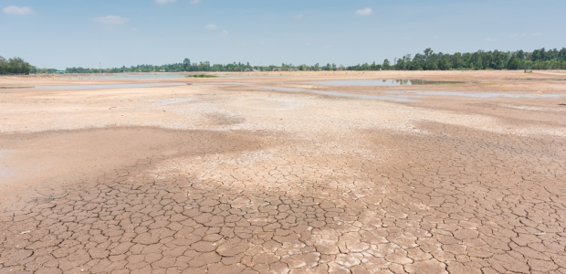 Drought raises public health issues, according to CDC.