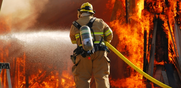 The NFPA 1500 standard is concerned with fire departments