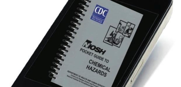 ready to beta test niosh pocket guide s mobile app occupational rh ohsonline com Pocket Dot Placard Guide Safety Pocket Guide