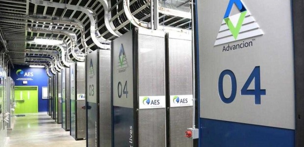 Power company AES (http://www.aesenergystorage.com/) provided a 10-megawatt Advancion 4 energy storage facility for the Kilroot power station in Northern Ireland.