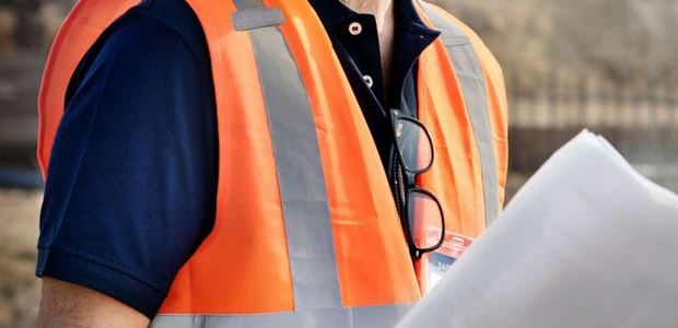 Some jobs, such as surveying, call for specific styles of high-visibility apparel. If you are specifying products for surveyors, a selection of safety vests that are optimized with mic tabs, pen slots, and other features designed especially for them will be welcome. (West Chester Protective Gear photo)