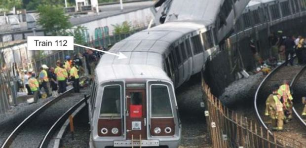 NTSB determined that the June 22, 2009, collision of a WMATA train with another stopped train resulted from a failure of the track circuit modules that caused the automatic train control system to lose detection of the stopped train; the board also faulted WMATA