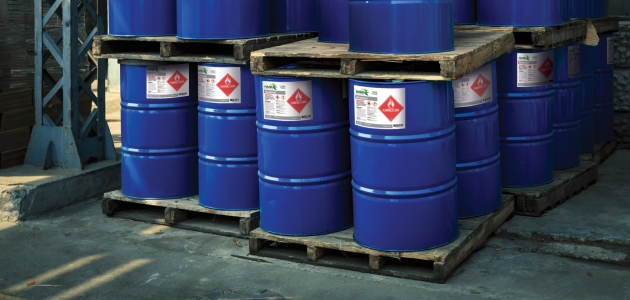 More than 24 percent of survey respondents indicated that another challenge was finding durable labels that can withstand chemicals and harsh environments. (Avery Products Corporation photo)