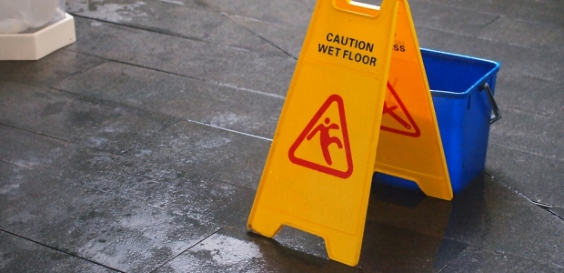 Wet surfaces account for a significant portion of injuries reported by state agencies. Some of the most frequently reported types of surfaces where these injuries occur include food preparation areas.