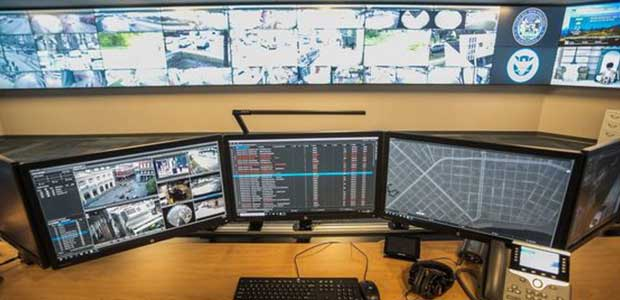 Real Time Crime Center Opens in New Orleans