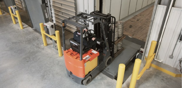 Regular maintenance is going to lead to loading dock equipment and in-plant equipment that performs better and helps keep energy costs low. (Rite-Hite photo)