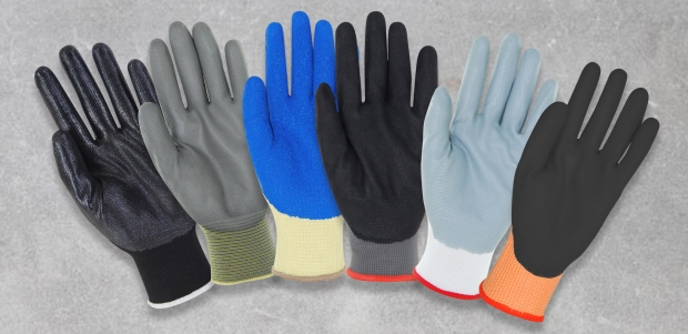 With their old palm coating, workers at a water heater manufacturer were going through three pairs of gloves per day. The new palm coating gave them about three days of wear for each pair of gloves. (Magid photo)