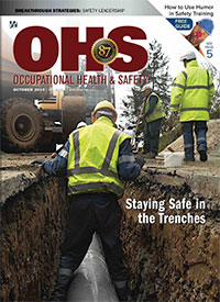 OHS Magazine Digital Edition - October 2019