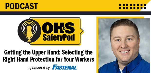 Getting the Upper Hand: Selecting the Right Hand Protection for Your Workers