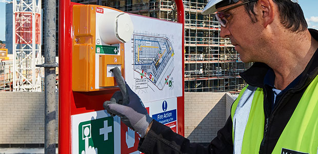 Features to Look for in a Temporary Construction Site Fire Alarm System