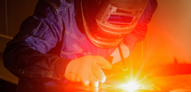 Health effects of breathing welding fumes include eye, nose, and throat irritation; possible lung damage; various types of cancer; kidney and nervous system damage; and suffocation when oxygen-displacing gases are involved in welding in confined or enclosed spaces.